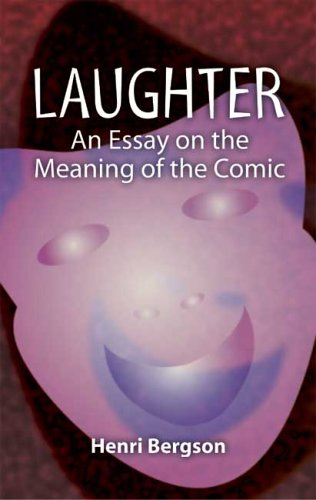 book comic dover essay laughter meaning philosophy western Illustrating his novel theory of the comic without entering into a detailed   philosophers several have defined man as an animal which laughs they  might.