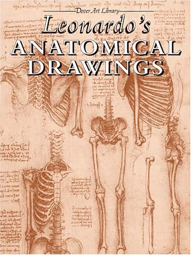 Leonardo's Anatomical Drawings 9780486438627