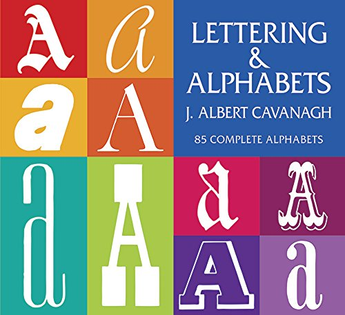 Lettering and Alphabets 9780486200538