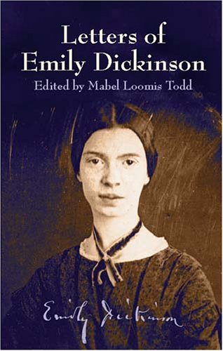 Letters of Emily Dickinson 9780486428581