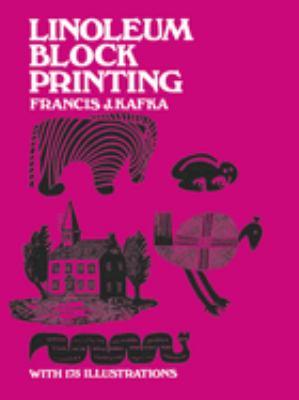 Linoleum Block Printing 9780486203089