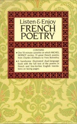 Listen & Enjoy French Poetry [With Illustrated Dual-Language Book]