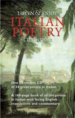 Listen & Enjoy Italian Poetry [With Paperback Book] 9780486996899