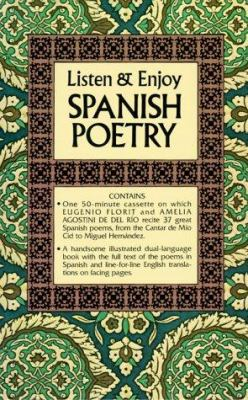 Listen & Enjoy Spanish Poetry 9780486999289