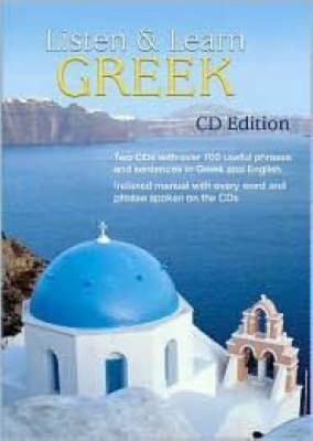 Listen & Learn Greek [With 59-Page Book] 9780486997988