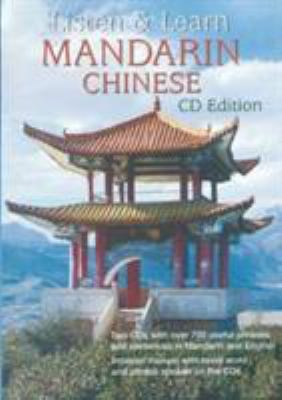 Listen & Learn Mandarin Chinese 9780486998121