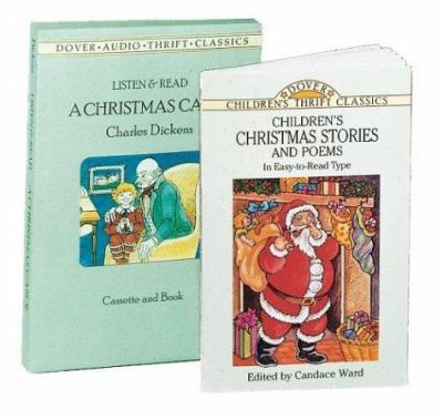 Listen & Read Charles Dickens' a Christmas Carol 9780486291031