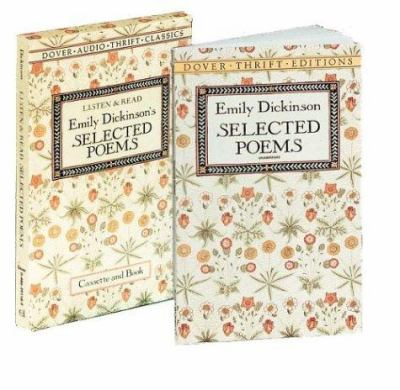 Listen & Read Emily Dickinson's Selected Poems 9780486291185