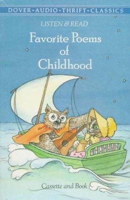 Listen & Read Favorite Poems of Childhood 9780486296241