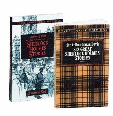 Listen & Read Sherlock Holmes Stories 9780486298276