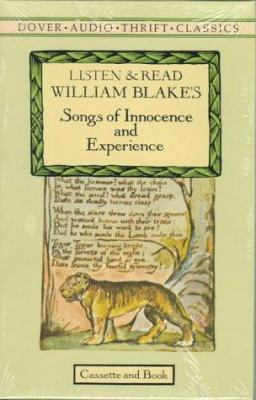 Listen & Read Songs of Innocence and Experience 9780486298283