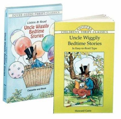 Listen & Read Uncle Wiggily Bedtime Stories [With Cassette] 9780486401027