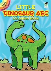 Little Dinosaur ABC Coloring Book 1600324