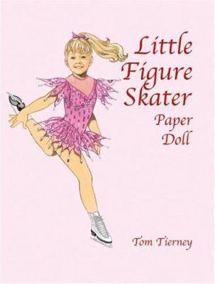 Little Figure Skater Paper Doll 9780486418735
