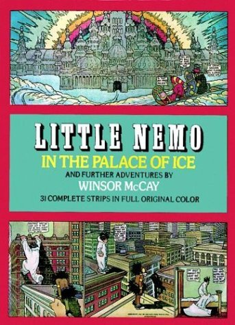 Little Nemo in the Palace of Ice and Further Adventures 9780486232348
