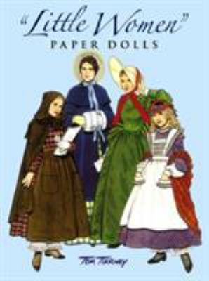 Little Women Paper Dolls 9780486281025
