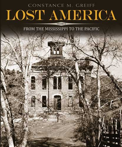 Lost America, Volume II: From the Mississippi to the Pacific 9780486473123