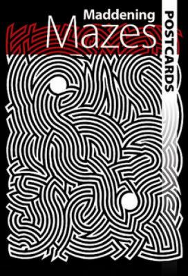 Maddening Mazes Postcards 9780486480091