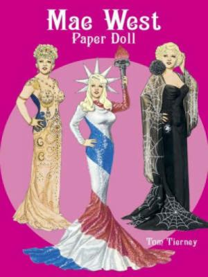 Mae West Paper Doll 9780486440996