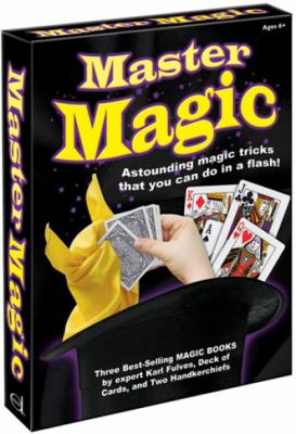 Magic: Astounding Magic Tricks That You Can Do in a Flash! [With BooksWith CardsWith 3 Coins & Handkerchiefs]