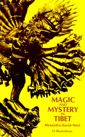 Magic and Mystery in Tibet 9780486226828