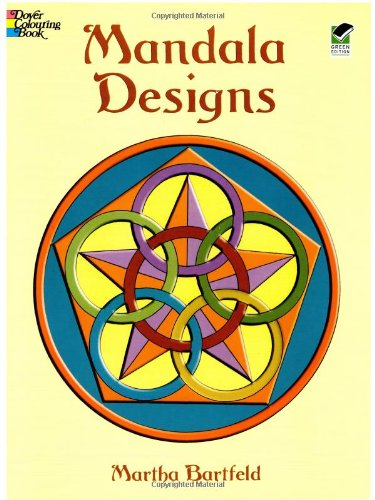 Mandala Designs 9780486410340