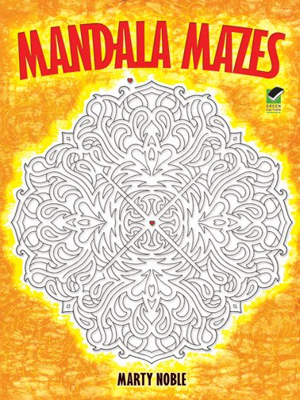 Mandala Mazes 9780486476537