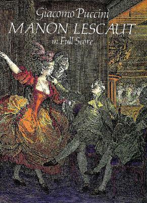 Manon Lescaut 9780486285900