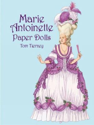 Marie Antoinette Paper Dolls 9780486418742