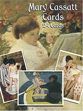 Mary Cassatt Cards: 24 Cards 9780486261355