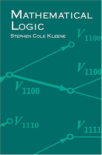 Mathematical Logic 9780486425337