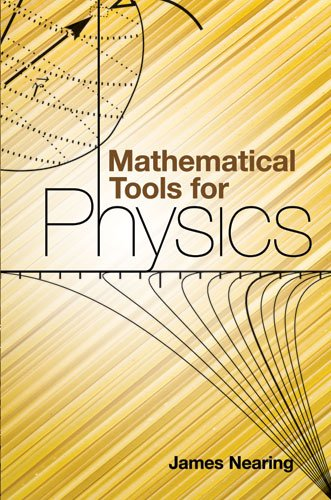 Mathematical Tools for Physics