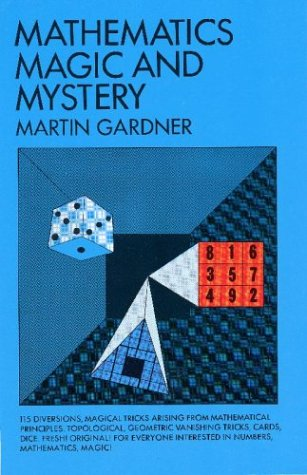 Mathematics, Magic and Mystery 9780486203355
