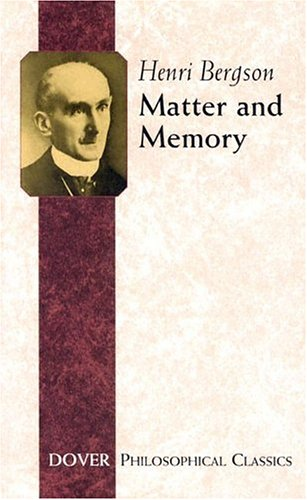 Matter and Memory 9780486434155