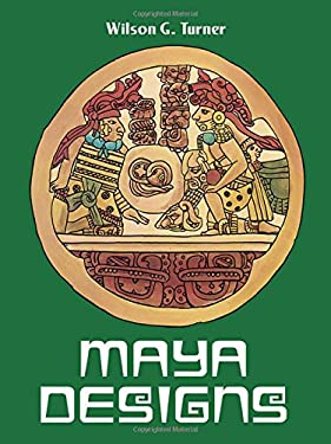 Maya Designs 9780486240473