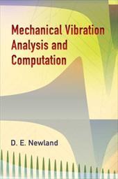 Mechanical Vibration Analysis and Computation 1604038