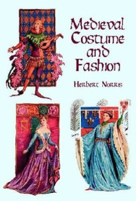 Medieval Costume and Fashion 9780486404868