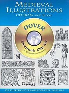 Medieval Illustrations CD-ROM and Book [With CDROM] 9780486999876