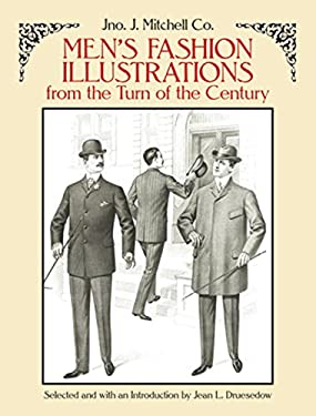 Men's Fashion Illustrations from the Turn of the Century 9780486263533