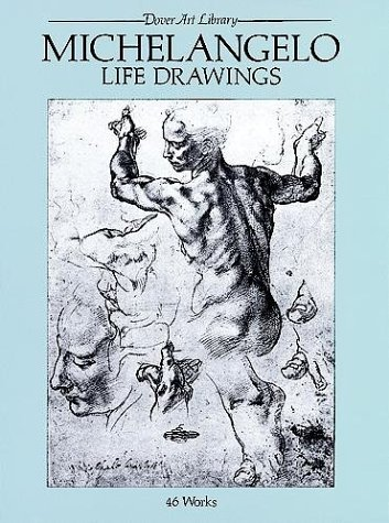 Michelangelo Life Drawings 9780486238760