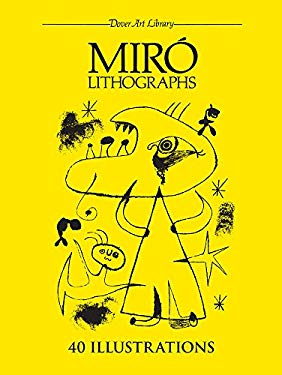Miro Lithographs 9780486244372
