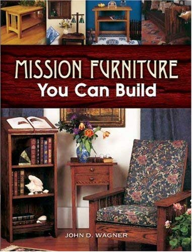 Mission Furniture You Can Build 9780486457208