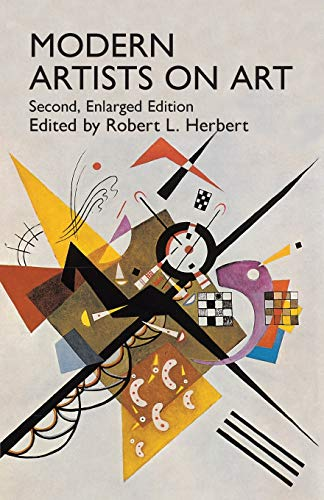 Modern Artists on Art: Second Enlarged Edition 9780486411910