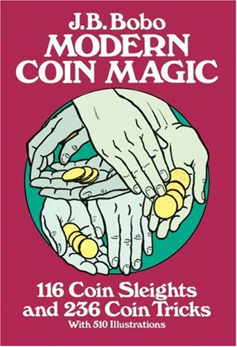Modern Coin Magic 9780486242583