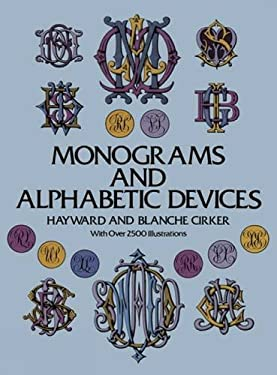 Monograms and Alphabetic Devices 9780486223308