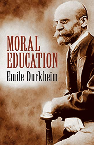 Moral Education 9780486424989