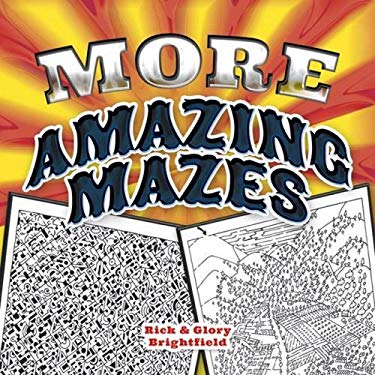 More Amazing Mazes 9780486498966