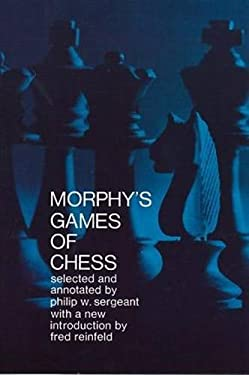 Morphy's Games of Chess 9780486203867