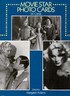 Movie Star Photo Postcards 9780486250397