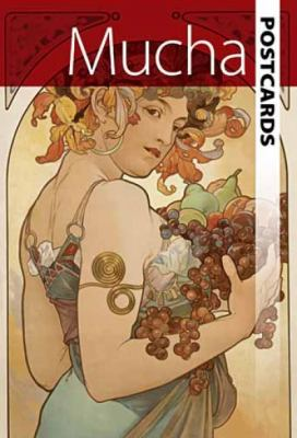 Mucha Postcards 9780486480121
